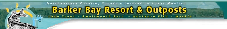 Barker Bay Resort - Located on Lower Manitou